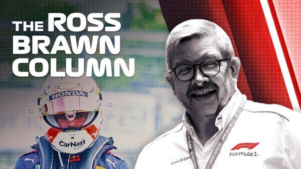 ロス・ブラウンのコラム:2021年F1アゼルバイジャンGP