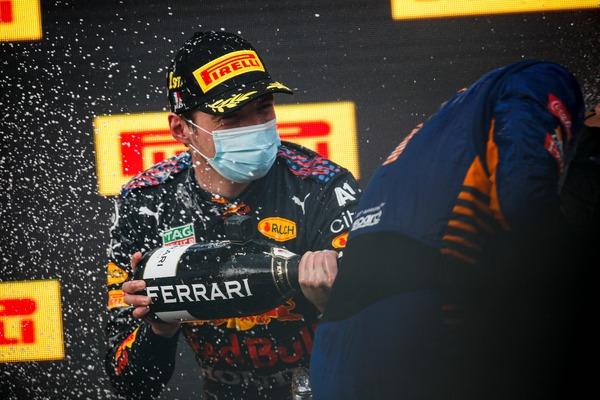 ハミルトン、フェルスタッペン、ノリス:2021年F1エミリア・ロマーニャGP