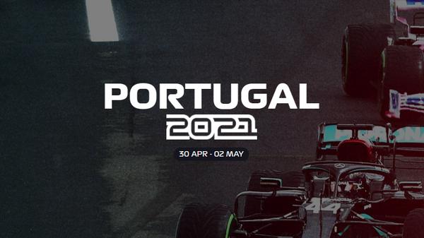 2021年F1ポルトガルGP日程