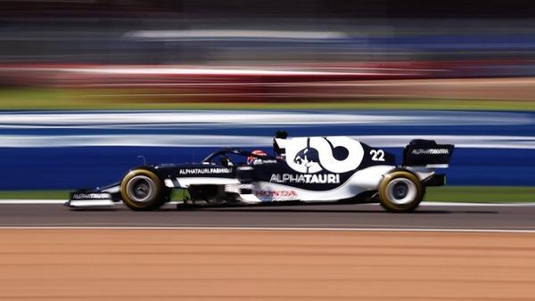 角田裕毅(アルファタウリ・ホンダ)2021年F1イギリスGP