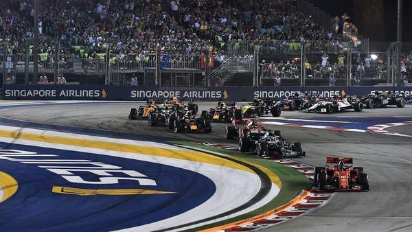 2019年F1シンガポールGP