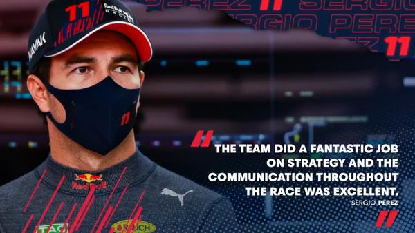 セルジオ・ペレス(レッドブル・ホンダ)2021年F1モナコGP決勝コメント