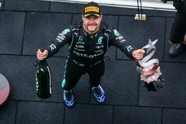 ボタスはひとつもミスを犯さず、昨シーズンのソチ以来の優勝を果たした:2021年F1トルコGP