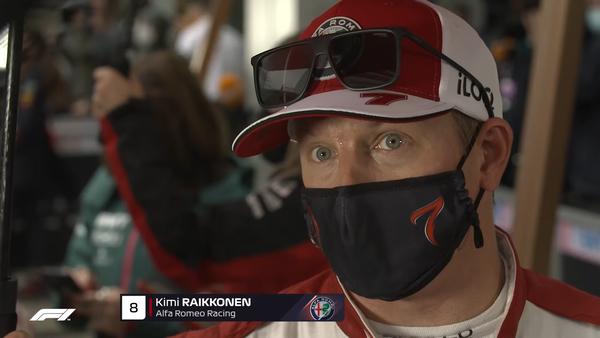 キミ・ライコネン(アルファロメオ)2021年F1ロシアGP決勝コメント
