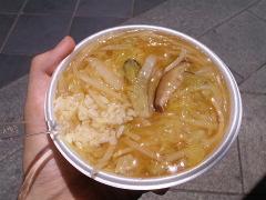 神戸南京町 香港点心菜館 フカヒレあんかけ焼飯