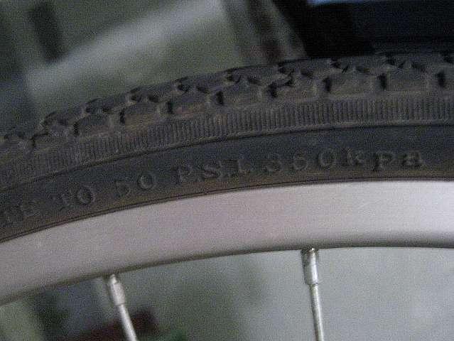 自転車の 自転車 空気圧 適正 : 適正空気圧:自転車通勤会社員 ...