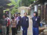 大川村小中学生