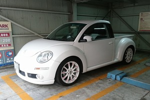 Beetle picup 3
