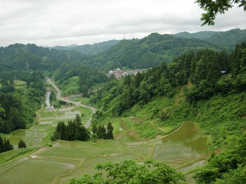 松之山街道 20120610