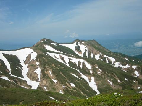 割引岳 20120624