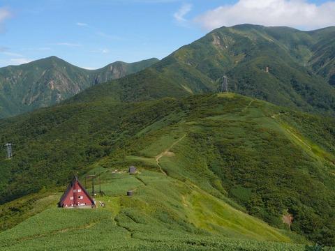 清水峠 20110829