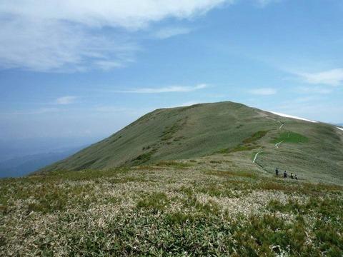 牛ヶ岳 20120624