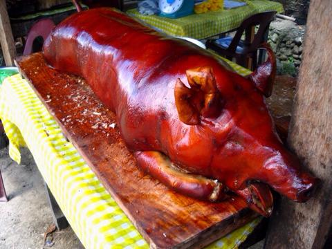 フィリピン名物料理