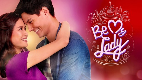 Be My Lady Poster
