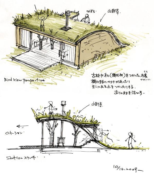 草原の家1