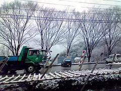雪化粧石川