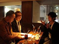 レッツ東京インタビュー 008