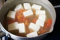 豆腐とトマトのみぞれ煮09