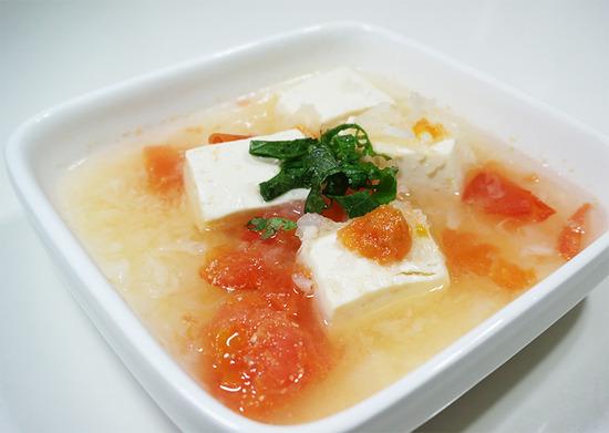 豆腐とトマトのみぞれ煮05