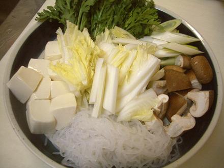関西風すき焼き04