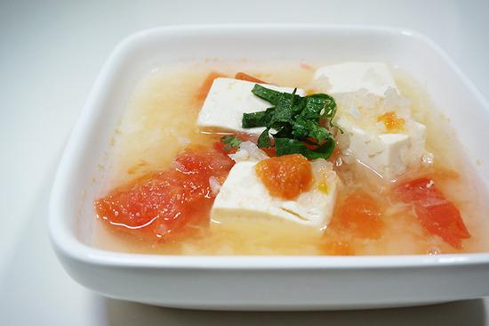 豆腐とトマトのみぞれ煮03