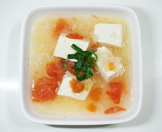 豆腐とトマトのみぞれ煮04