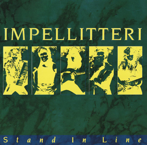 Impellitteri - Answer To The Master