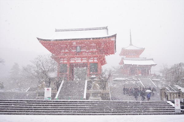 雪の京都015