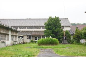 旧鎌掛小学校100