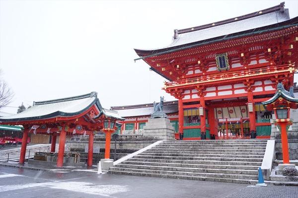 雪の京都003