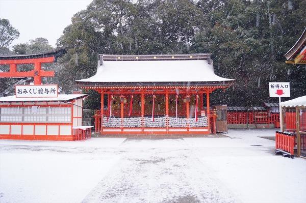 雪の京都005