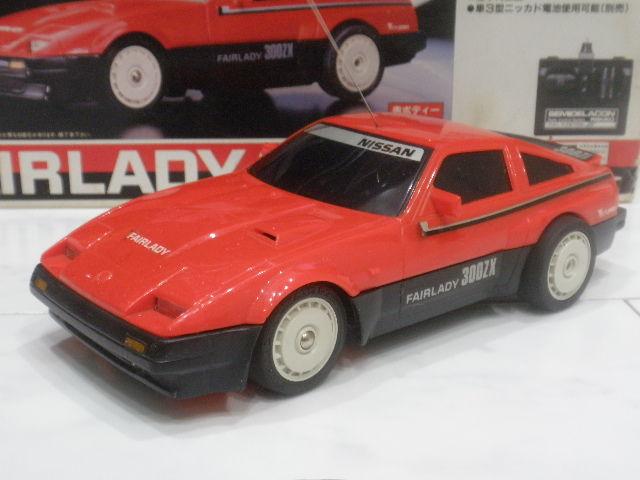 Fairlady Z Fan 1 24ニッコーセミデラコン 300zx