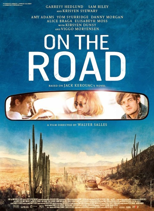 on_the_road_poster