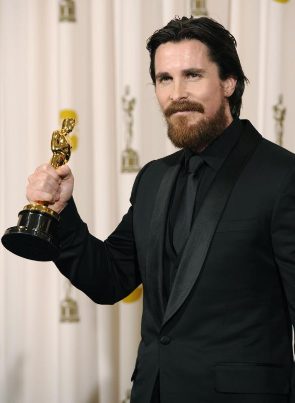 ¡¡Christian Bale gana el Oscar al mejor actor de Reparto!!! 091e0529