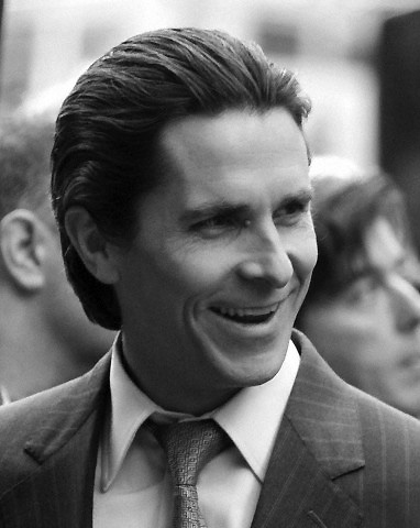 Gallery For > Christian Bale Bruce Wayne Haircut