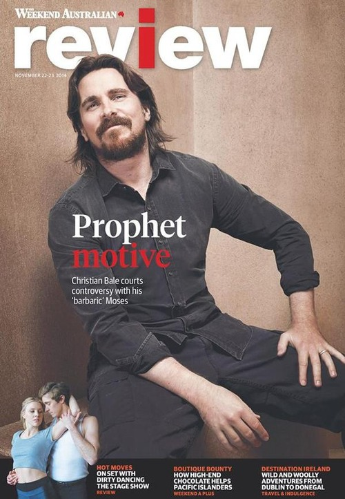 The Weekend Australian Review