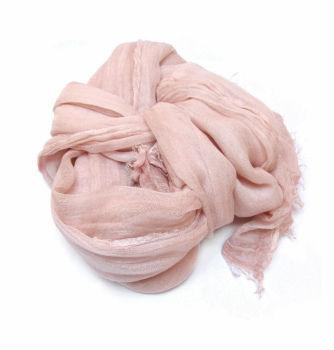 Faliero Sarti pale pink TOBIA scarf
