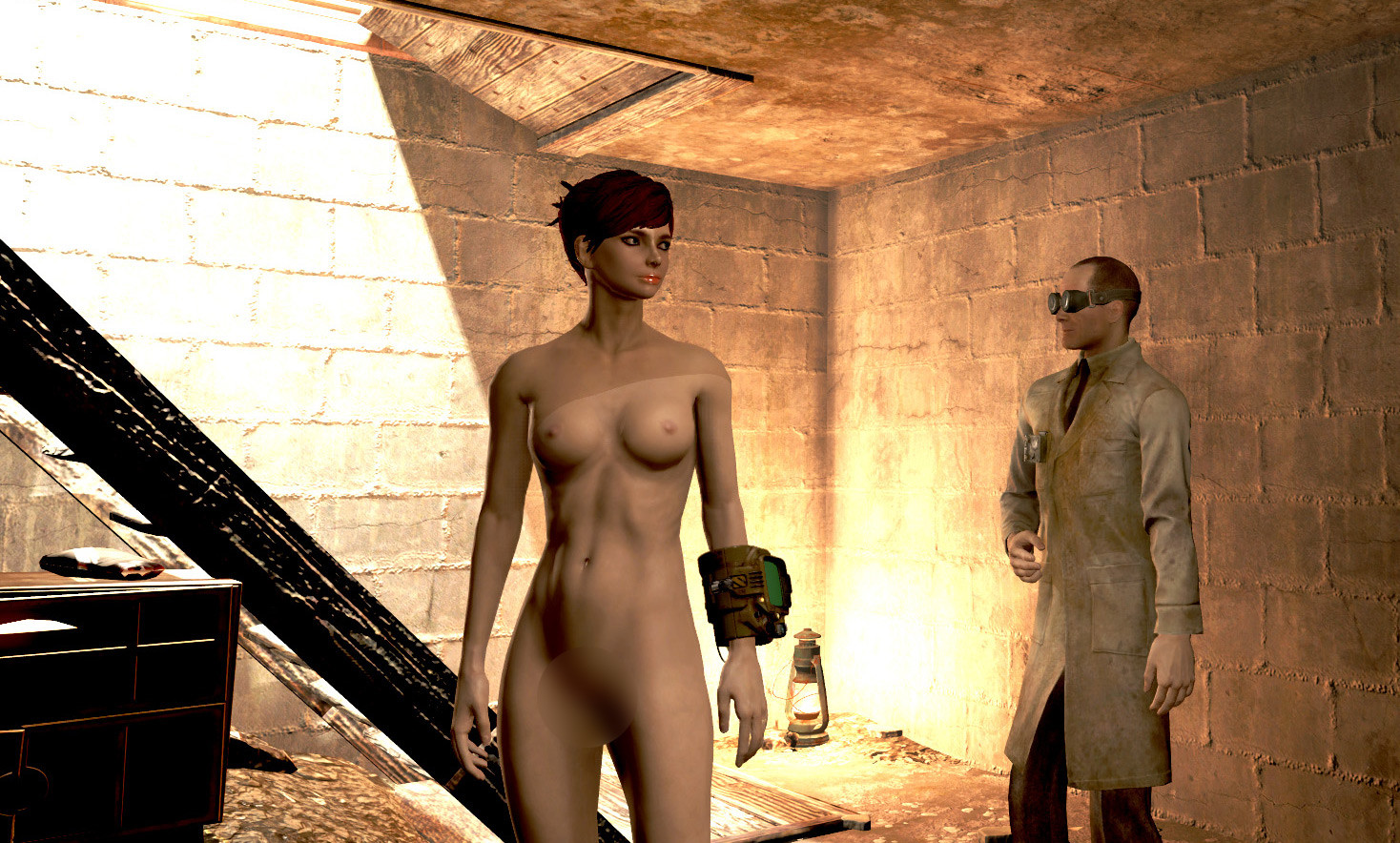 Best fallout 3 naked mod hentai whore