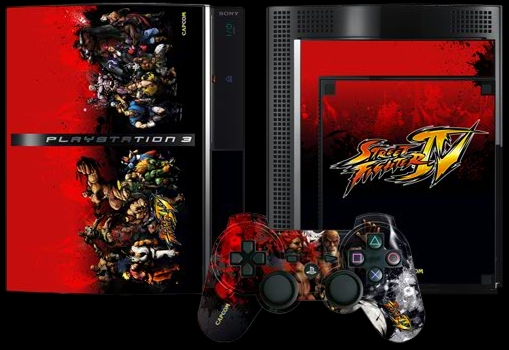 ps3 faceplate SF4 集合