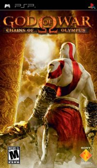 PSP god of war