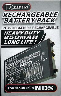ds rechargeable battery pack ds