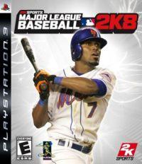 ps3 major league baseball 2k8