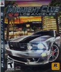 ps3 midnight club us