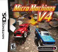 nds micro machines v4