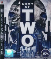 PS3 army of two asia
