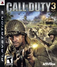 call of duty3 ps3