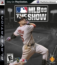 ps3 mlb 09 the show