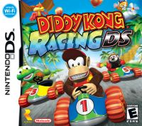nds diddy kong racing