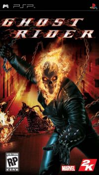 psp ghost rider