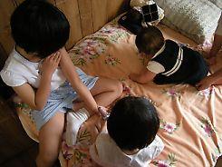 子どもスリーショット 工場 t_DSCN9525